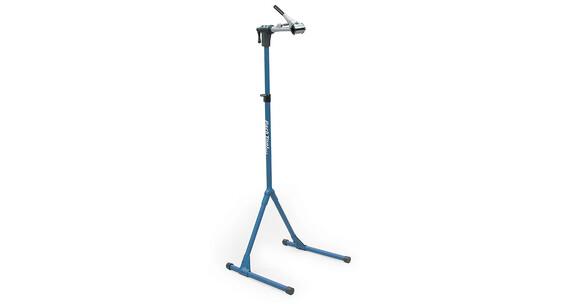 Park Tool Stojak montażowy PCS-4-1 Stojak serwisowy rowerowy z uchwytem 100-5C niebieski